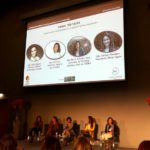Panel de expertas en el evento Women Evolution