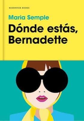 Novelas divertidas, Dónde estás, Bernadette